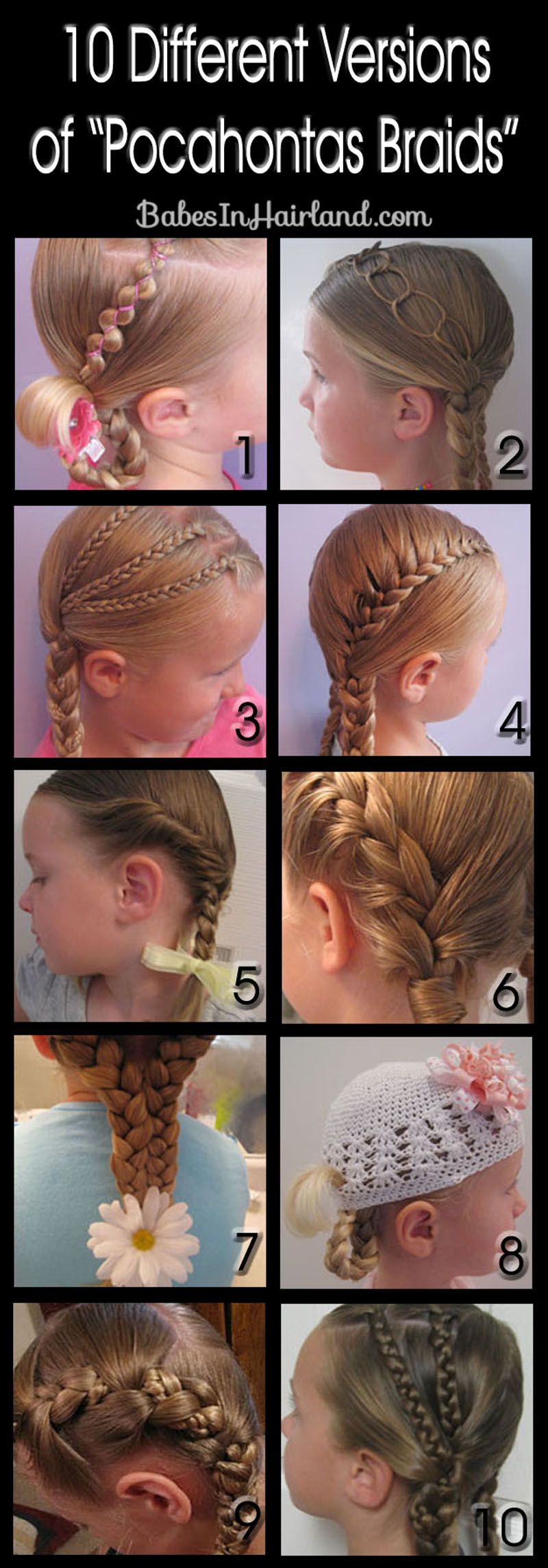 Perfect Different Hair Braids for Girls 800 x 2290 · 273 kB · jpeg