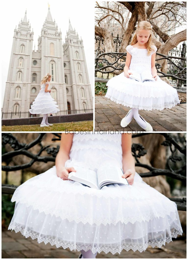 Baptism Dress From White Elegance Babesinhairland Com
