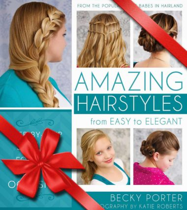 Amazing Hairstyles Book Giveaway#1 from BabesInHairland.com