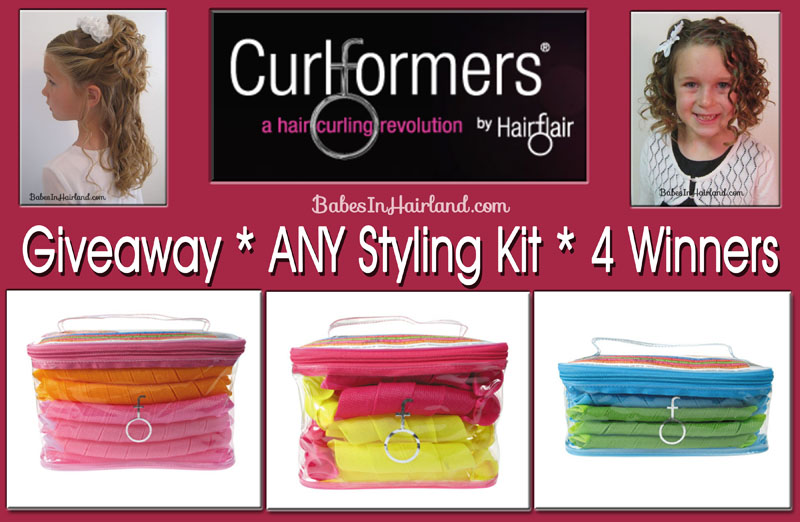 Curlfomers Giveaway (4)