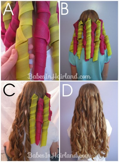 Sideswept Twist & Curls from BabesInHairland.com (1)