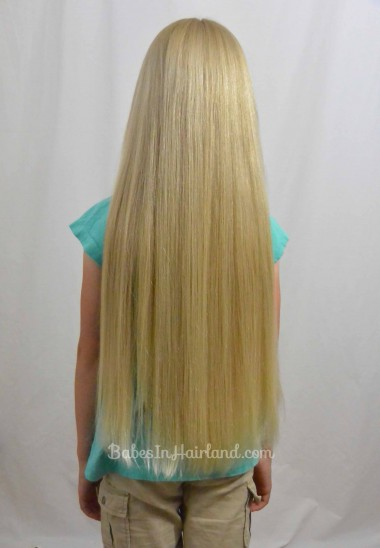 Long Hair to Short Hair from BabesInHairland.com