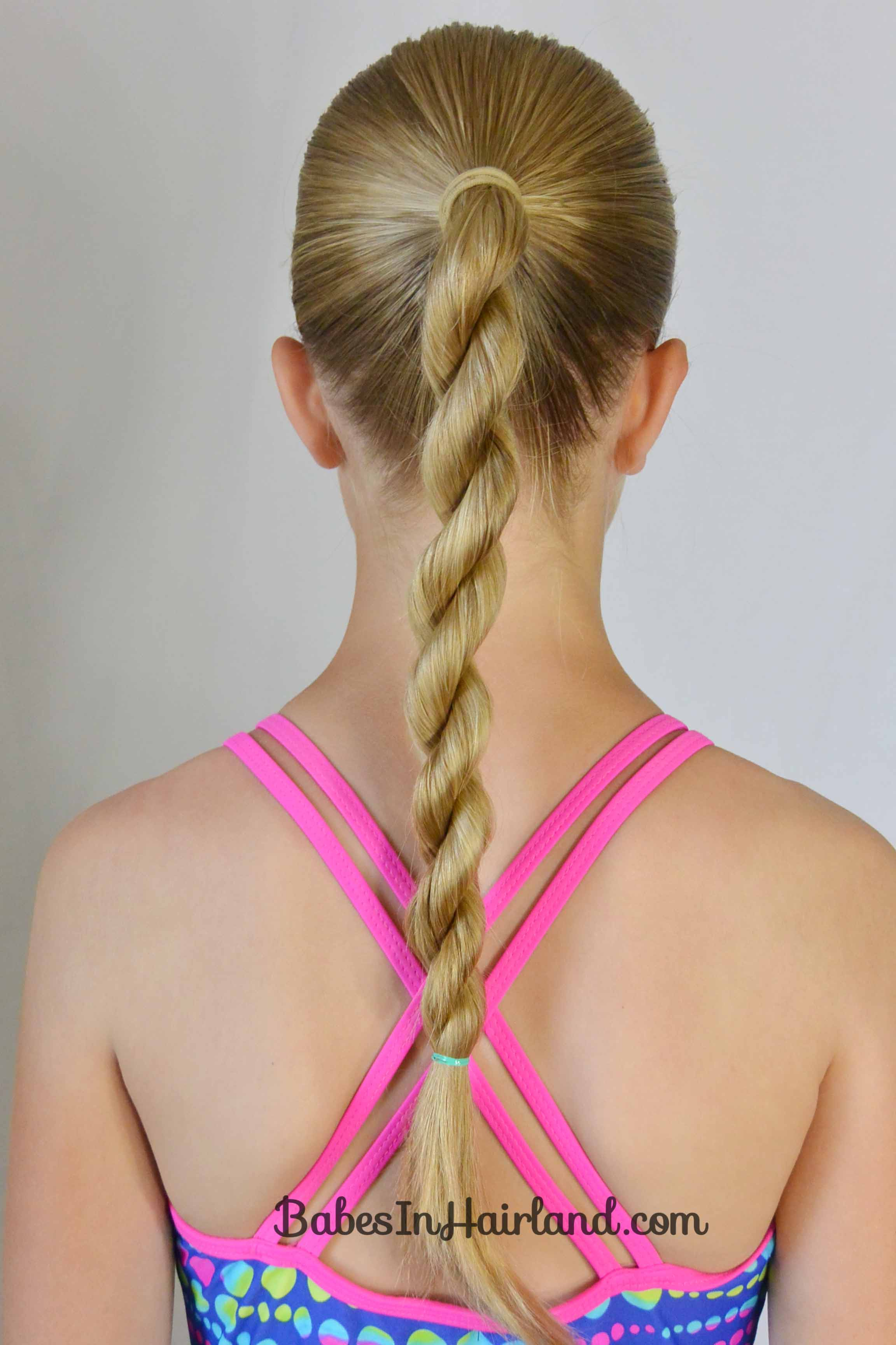 No Fuss Hairstyles For Summer Or The Pool From Babesinhairland Com