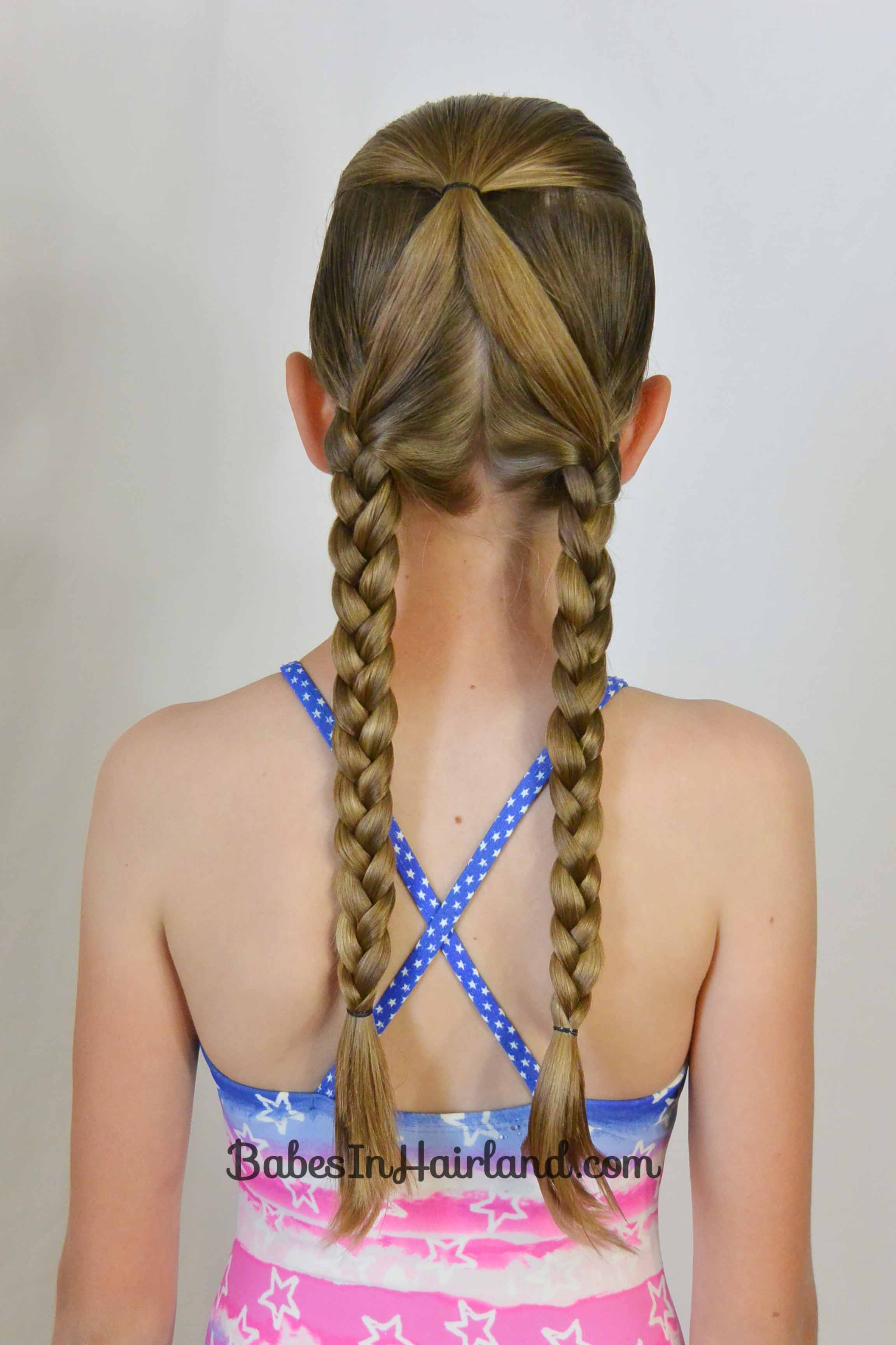 10+ no fuss hairstyles for summer or the pool - babes in