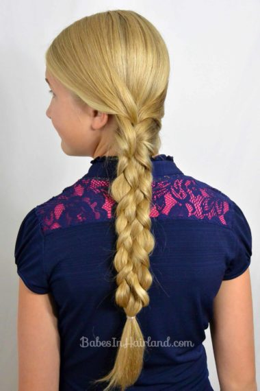 Cheater or Faux 5 Strand from BabesInHairland.com