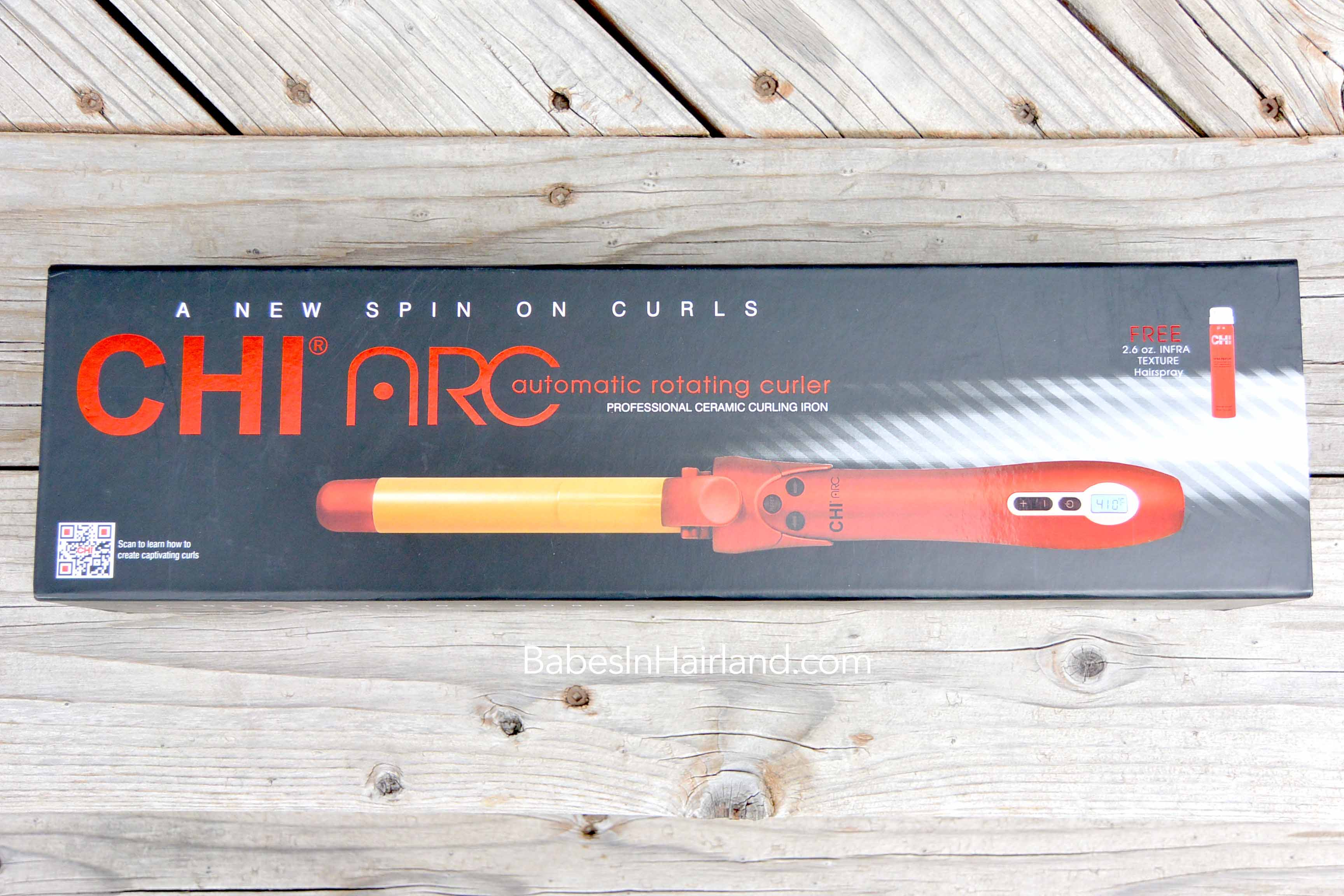 CHI ARC Review from BabesInHairland.com