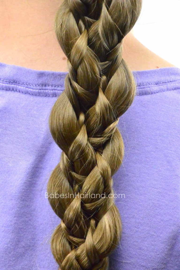 hair styles hair easy braided style for summer from babesinhairland 1573