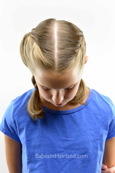 How to Get a Tight French Braid from BabesInHairland.com #frenchbraid #hairtips #hairhack #hairstyle