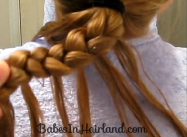 Feather/Cascading Braid Video (1)