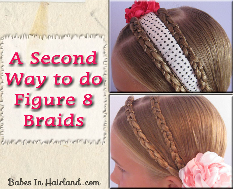 Figure 8 Braid #2 and Side Pony (1)