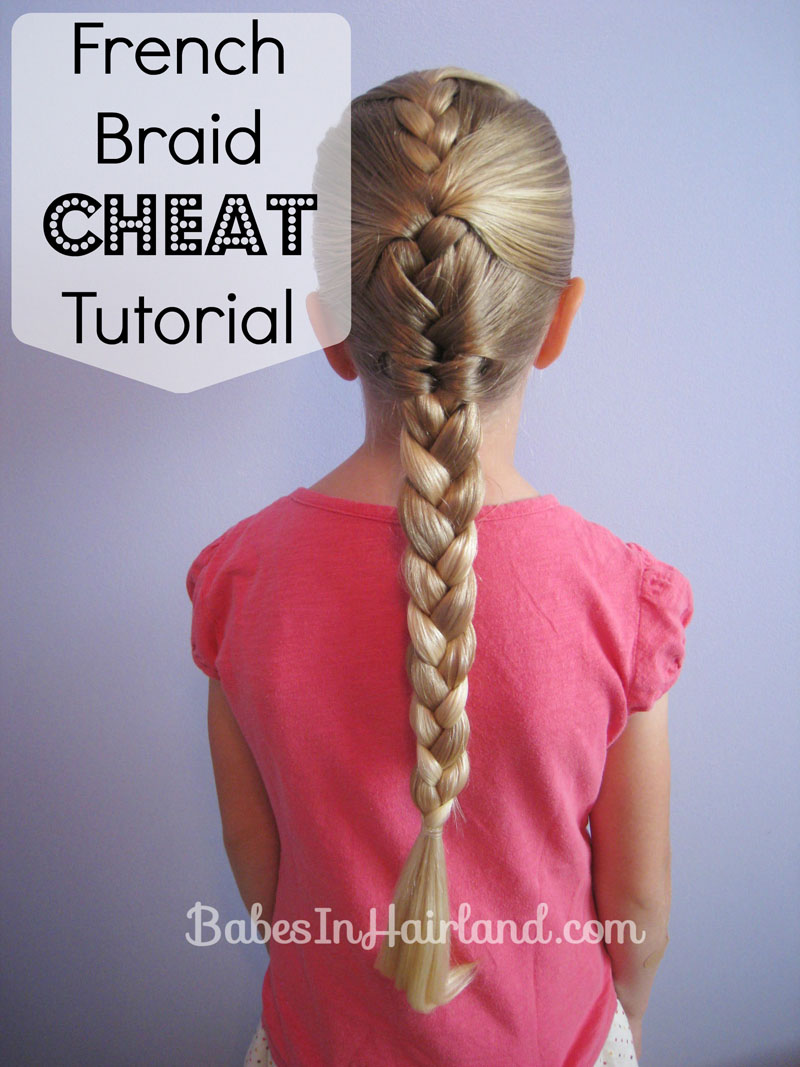 French Braid Cheat from BabesInHairland.com (2)