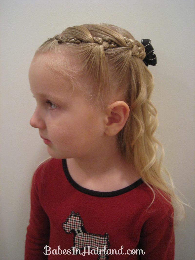 Braid Flip Combo Hairstyle | Cute Girls Hairstyles |Pretty Braids For Girls