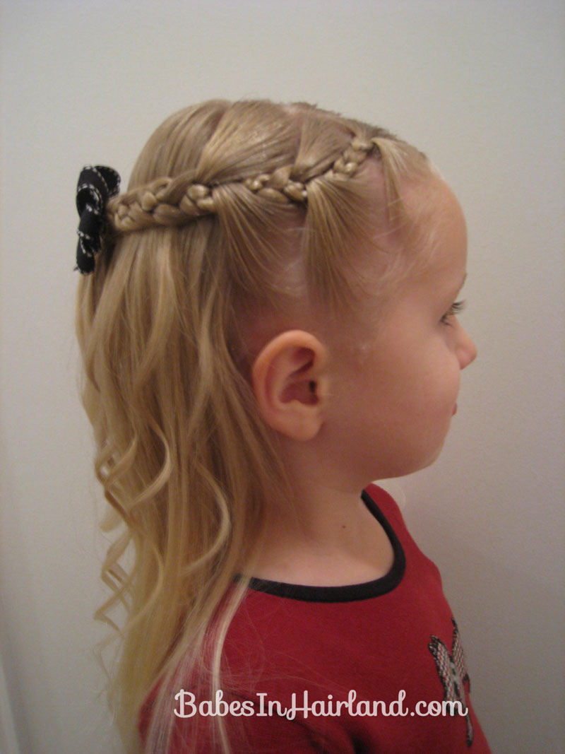 Our Try At Tween Braids Babes In Hairland