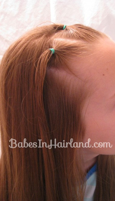 Bang Pull Back | 5 Flipped Ponytails from BabesInHairland.com (6)