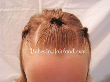 Bang Pull Back | 5 Flipped Ponytails from BabesInHairland.com (7)