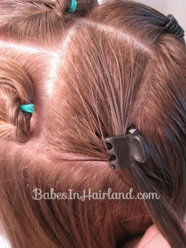 Bang Pull Back | 5 Flipped Ponytails from BabesInHairland.com (8)