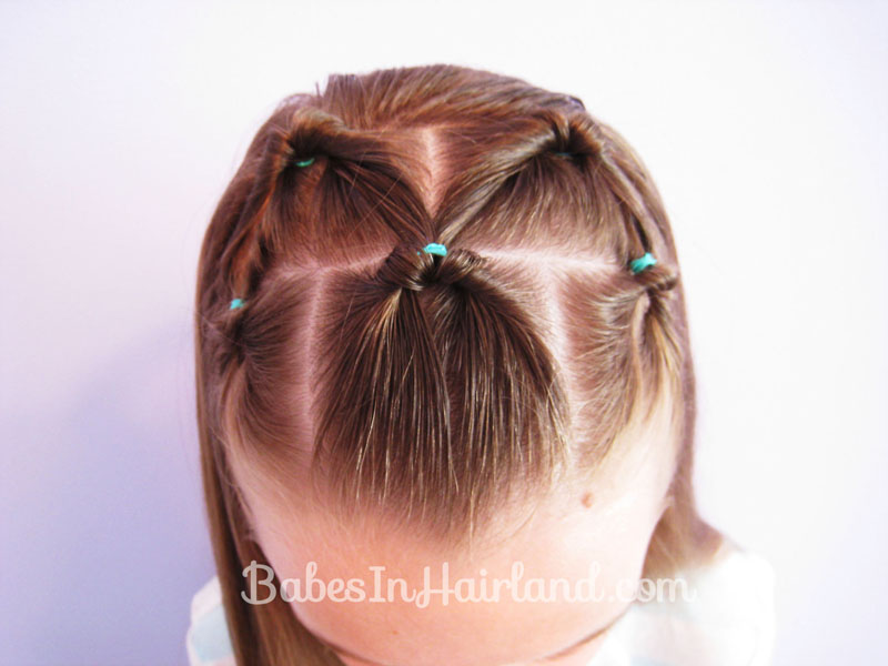 Bang Pull Back | 5 Flipped Ponytails from BabesInHairland.com (1)