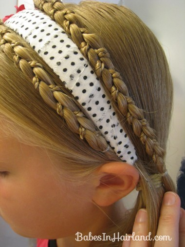 Figure 8 Braid #2 and Side Pony (7)