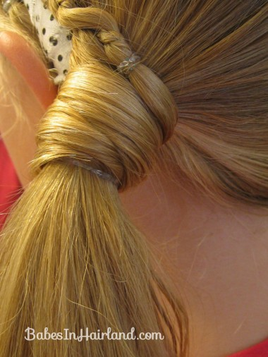Figure 8 Braid #2 and Side Pony (9)