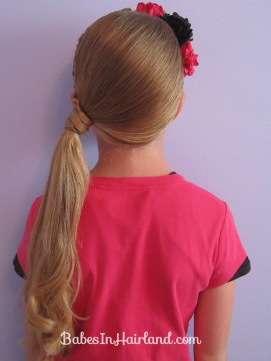 Figure 8 Braid #2 and Side Pony (14)