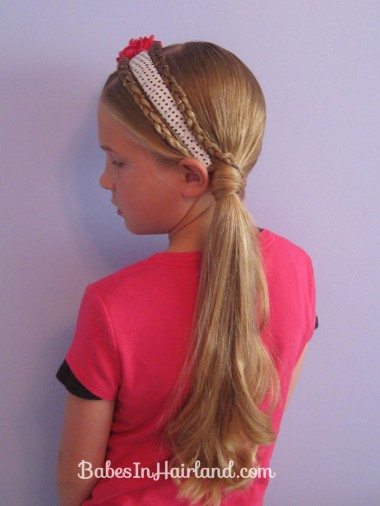 Figure 8 Braid #2 and Side Pony (16)