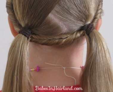 Pig Tails & Wrapping Twists (11)