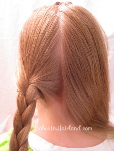 Triple Braided Updo from BabesInHairland.com (3)