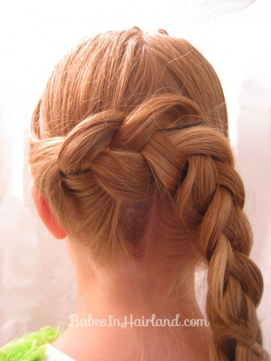Triple Braided Updo from BabesInHairland.com (5)