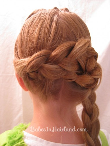 Triple Braided Updo from BabesInHairland.com (6)