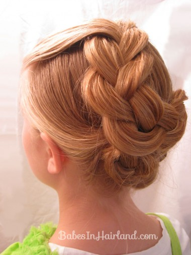 Triple Braided Updo from BabesInHairland.com (9)
