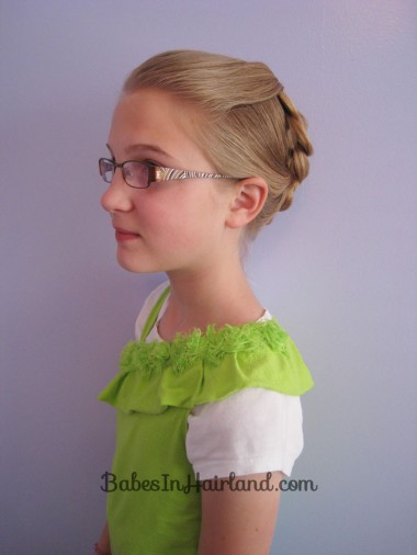 Triple Braided Updo from BabesInHairland.com (11)