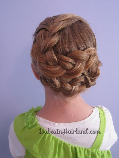 Triple Braided Updo from BabesInHairland.com (16)