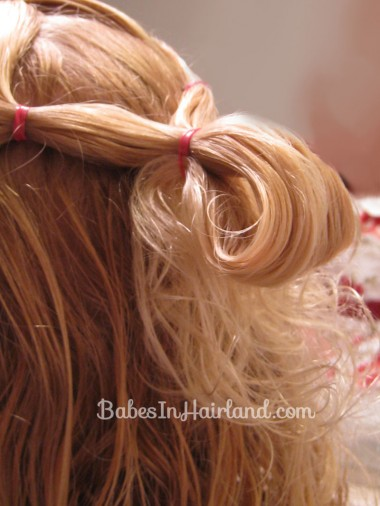 Simple Style for Curly Hair from BabesInHairland.com (10)