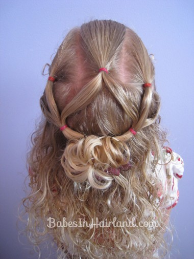 Simple Style for Curly Hair from BabesInHairland.com (5)