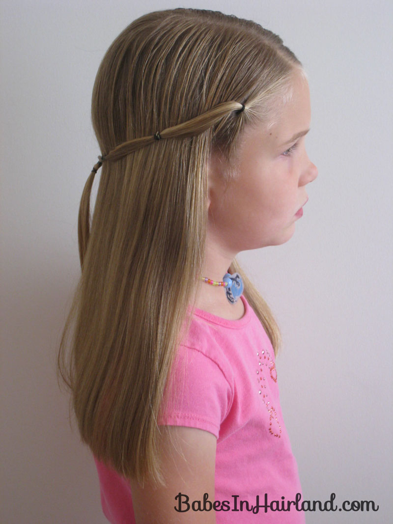 Quick & Easy Hippy/Bohemian Hairstyle - Babes In Hairland