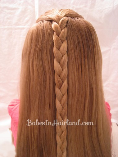 French Braid Cheat from BabesInHairland.com (4)