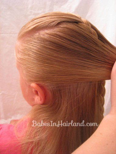 French Braid Cheat from BabesInHairland.com (5)