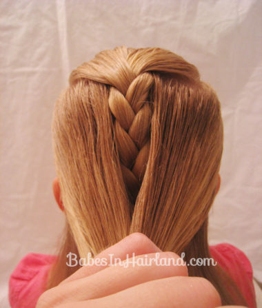 French Braid Cheat from BabesInHairland.com (6)