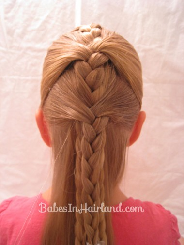 French Braid Cheat from BabesInHairland.com (11)
