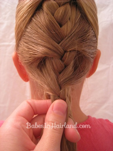 French Braid Cheat from BabesInHairland.com (12)