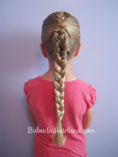 French Braid Cheat from BabesInHairland.com (22)