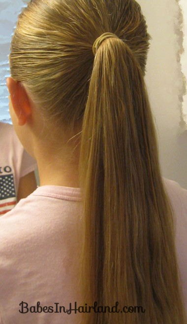 Vertical American Flag Hairstyle (5)