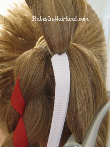 Vertical American Flag Hairstyle (10)