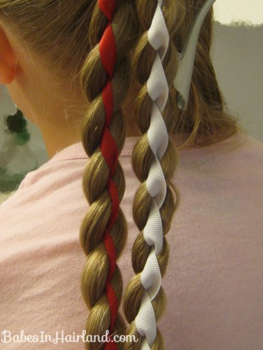 Vertical American Flag Hairstyle (11)