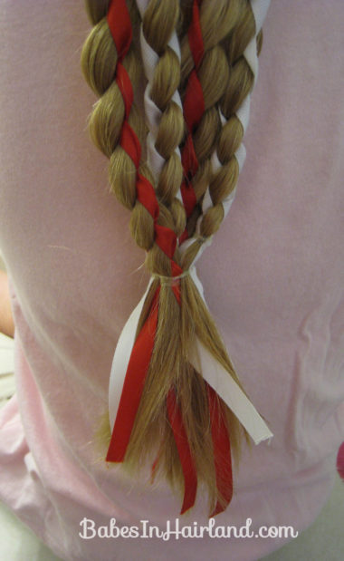 Vertical American Flag Hairstyle (14)