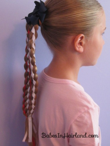 Vertical American Flag Hairstyle (19)