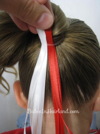 Patriotic Ladder Braid from BabesInHairland.com (5)