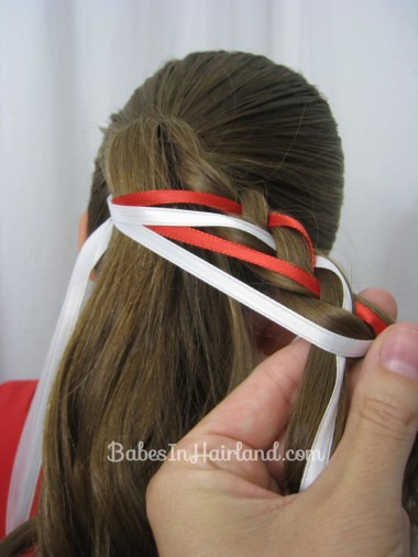 Patriotic Ladder Braid from BabesInHairland.com (11)