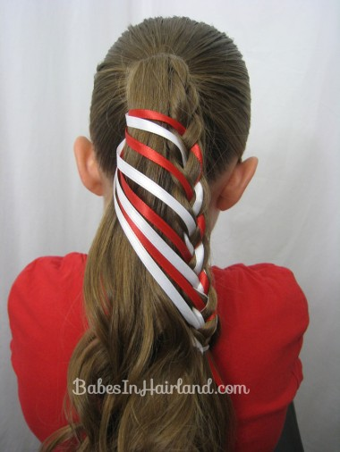 Patriotic Ladder Braid from BabesInHairland.com (12)