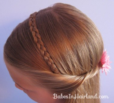 Braided Headband for Any Age (16)